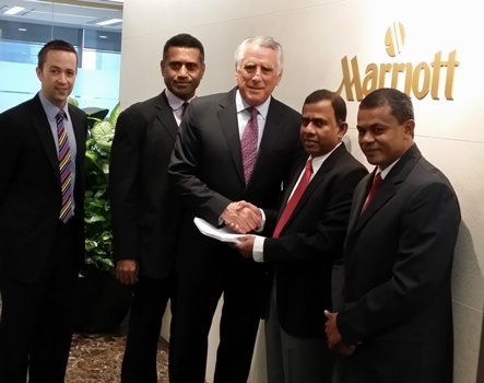 FNPF secures iconic Marriott hotels brand to Fiji – FBC News